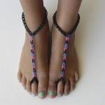 Rainbow-Loom-Barefoot-Sandals