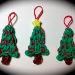 CHRISTMAS CHARMS TO HANG ON TREE