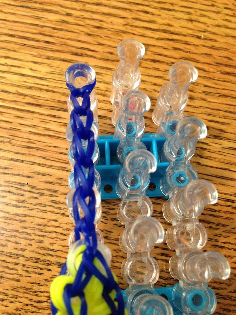 How To Make A Starburst Bracelet - Step 17