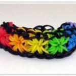 How To Make A Starburst Bracelet a