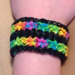 How To Make A Starburst Bracelet b